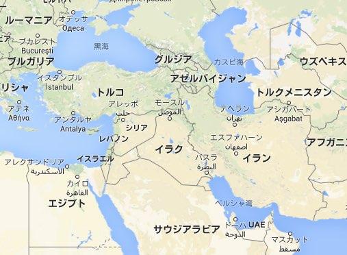ニネヴェ - Google マップ