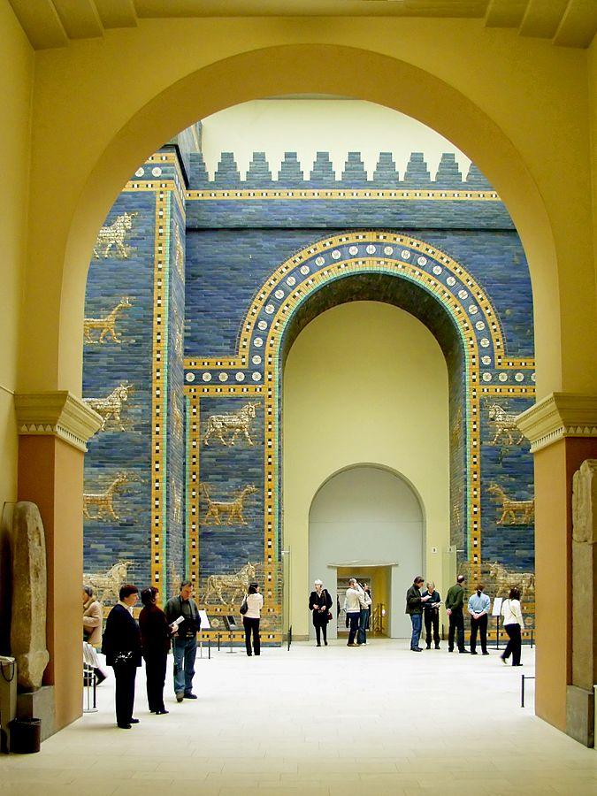 イシュタル門復元